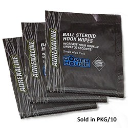 Powerhouse Adrenaline Ball Steroid Wipes Main Image
