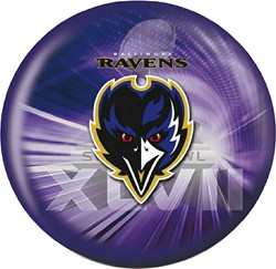 OnTheBallBowling Baltimore Ravens Superbowl Main Image