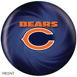 KR Chicago Bears NFL Ball Main Image
