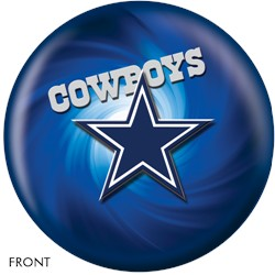 KR Strikeforce Dallas Cowboys NFL Ball Main Image