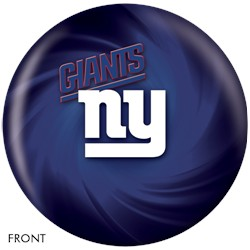 KR New York Giants NFL Ball Main Image