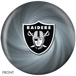 KR Oakland Raiders NFL Ball Main Image