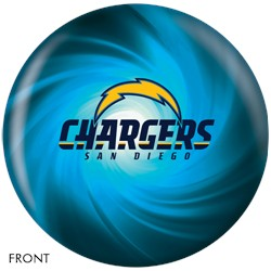 KR San Diego Chargers NFL Ball Main Image