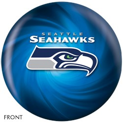 KR Strikeforce Seattle Seahawks NFL Ball Main Image