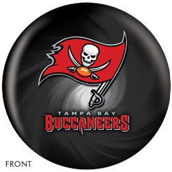 KR Strikeforce Tampa Bay Buccaneers NFL Ball Main Image