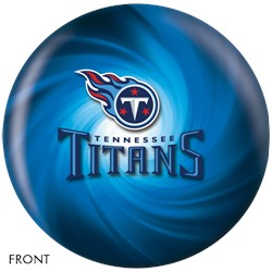 KR Strikeforce Tennessee Titans NFL Ball Main Image