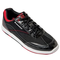 Brunswick Mens Titan Black/Salsa Main Image