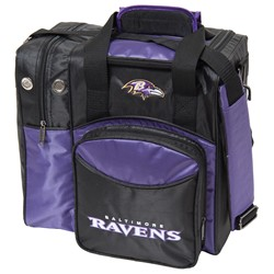 KR Strikeforce Baltimore Ravens NFL Single Tote Main Image