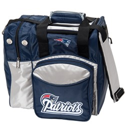 KR Strikeforce New England Patriots NFL Single Tote Main Image