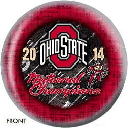 KR Ohio State Buckeyes 2014 NCAA Football Champs Main Image