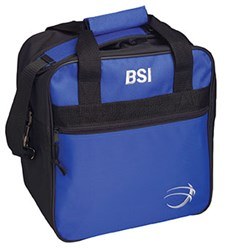 BSI Solar II Single Tote Black/Royal Main Image