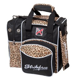 KR Flexx Single Tote Leopard Main Image