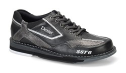 Dexter Mens SST 6 LZ Black/Alloy Right Hand Main Image