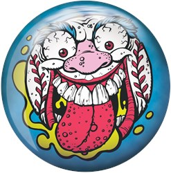 Brunswick Madballs Screamin Meemie Viz-A-Ball Main Image