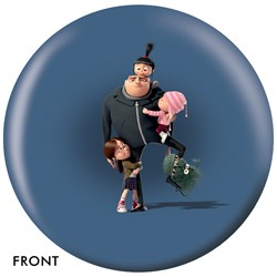OnTheBallBowling Despicable Me Gru Main Image
