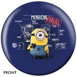 OnTheBallBowling Despicable Me Minions & Blueprint Main Image