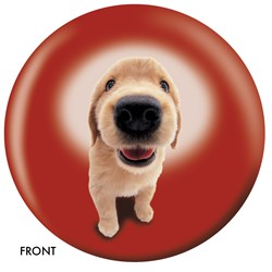 OnTheBallBowling Golden Retriever Main Image