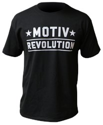 Motiv Mens Revolution T-Shirt Main Image